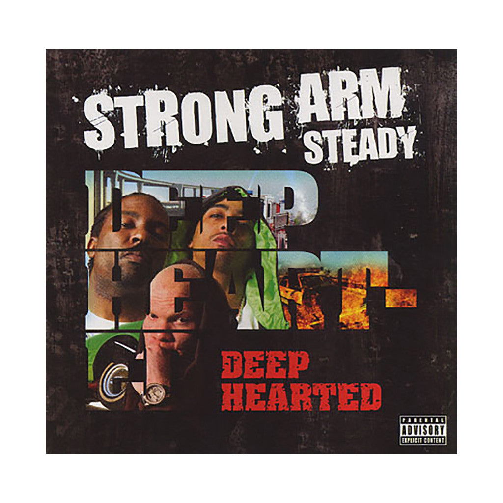<!--2007090515-->Strong Arm Steady - 'One Step' [Streaming Audio]