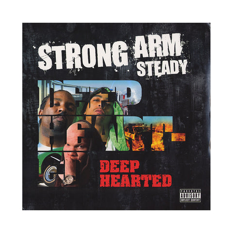 Strong Arm Steady - 'Deep Hearted' [(Black) Vinyl [2LP]]