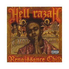 <!--020070220008947-->Hell Razah - 'Renaissance Child' [(Black) Vinyl [2LP]]