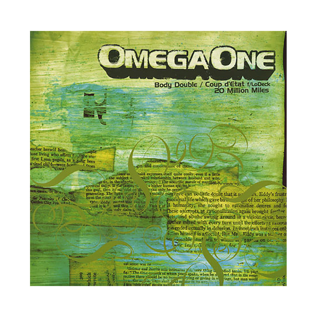 <!--2013011311-->Omega One - 'Coup D'Etat (INSTRUMENTAL)' [Streaming Audio]