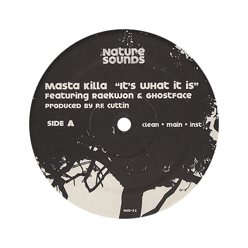 <!--2006072455-->Masta Killa - 'It's What It Is (INSTRUMENTAL)' [Streaming Audio]
