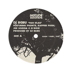 "Babu - 'Fan Mail/ Truth Be Told' [(Black) 12"" Vinyl Single]"