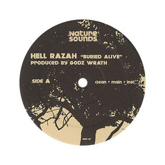 "<!--020070306008946-->Hell Razah - 'Buried Alive/ Project Jazz' [(Black) 12"" Vinyl Single]"