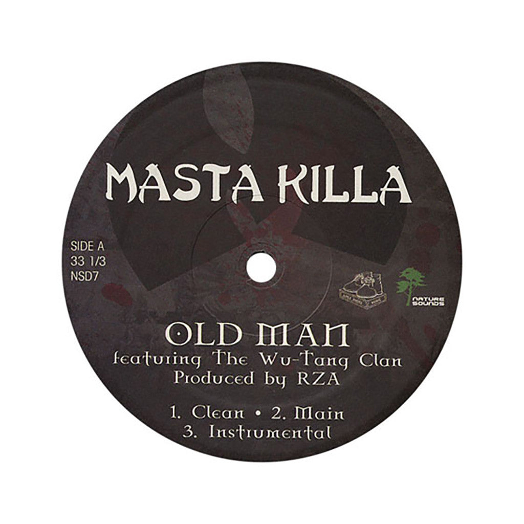 <!--2004120258-->Masta Killa - 'Old Man (INSTRUMENTAL)' [Streaming Audio]