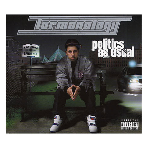 Termanology - 'Politics As Usual' [CD]