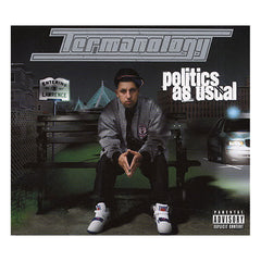 <!--120080930014735-->Termanology - 'Politics As Usual' [CD]