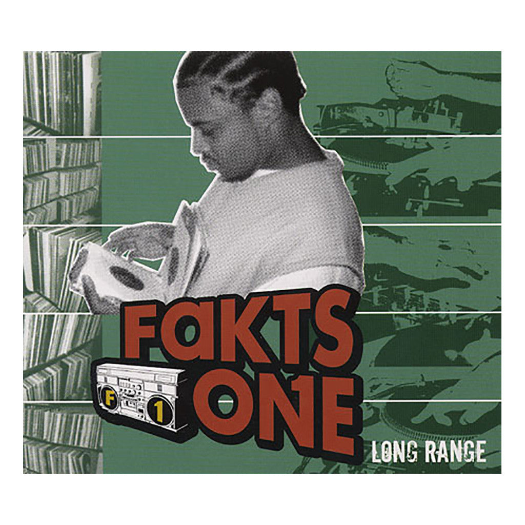 Fakts One - 'Long Range' [CD]