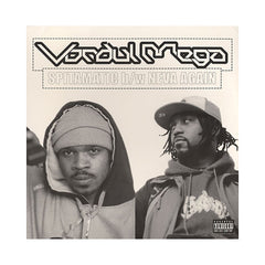 "<!--020041005011398-->Vordul Mega - 'Spitamatic/ Neva Again' [(Black) 12"" Vinyl Single]"
