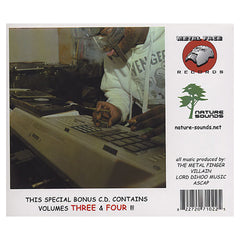 M.F. DOOM - 'Special Herbs Vol. 3 & 4' [CD]