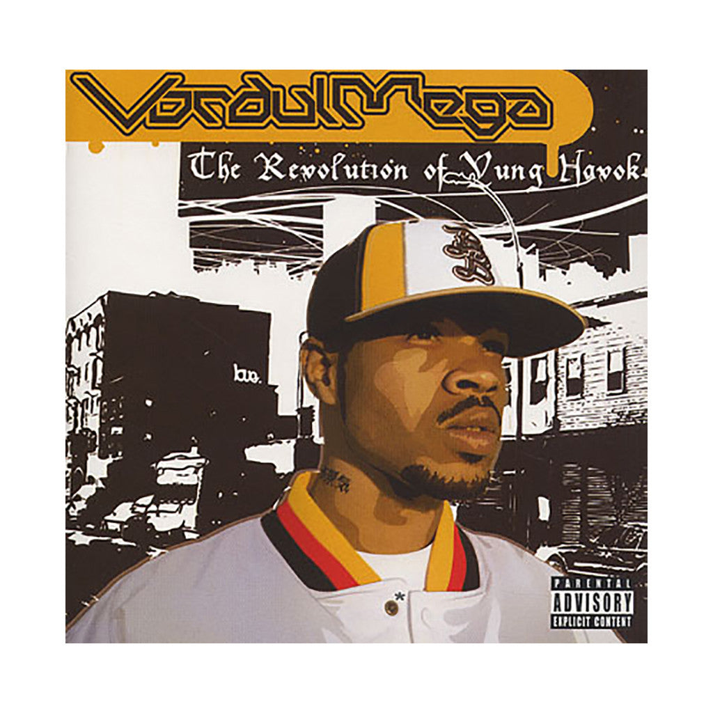 <!--020041116000122-->Vordul Mega - 'The Revolution Of Yung Havoks' [(Black) Vinyl [2LP]]