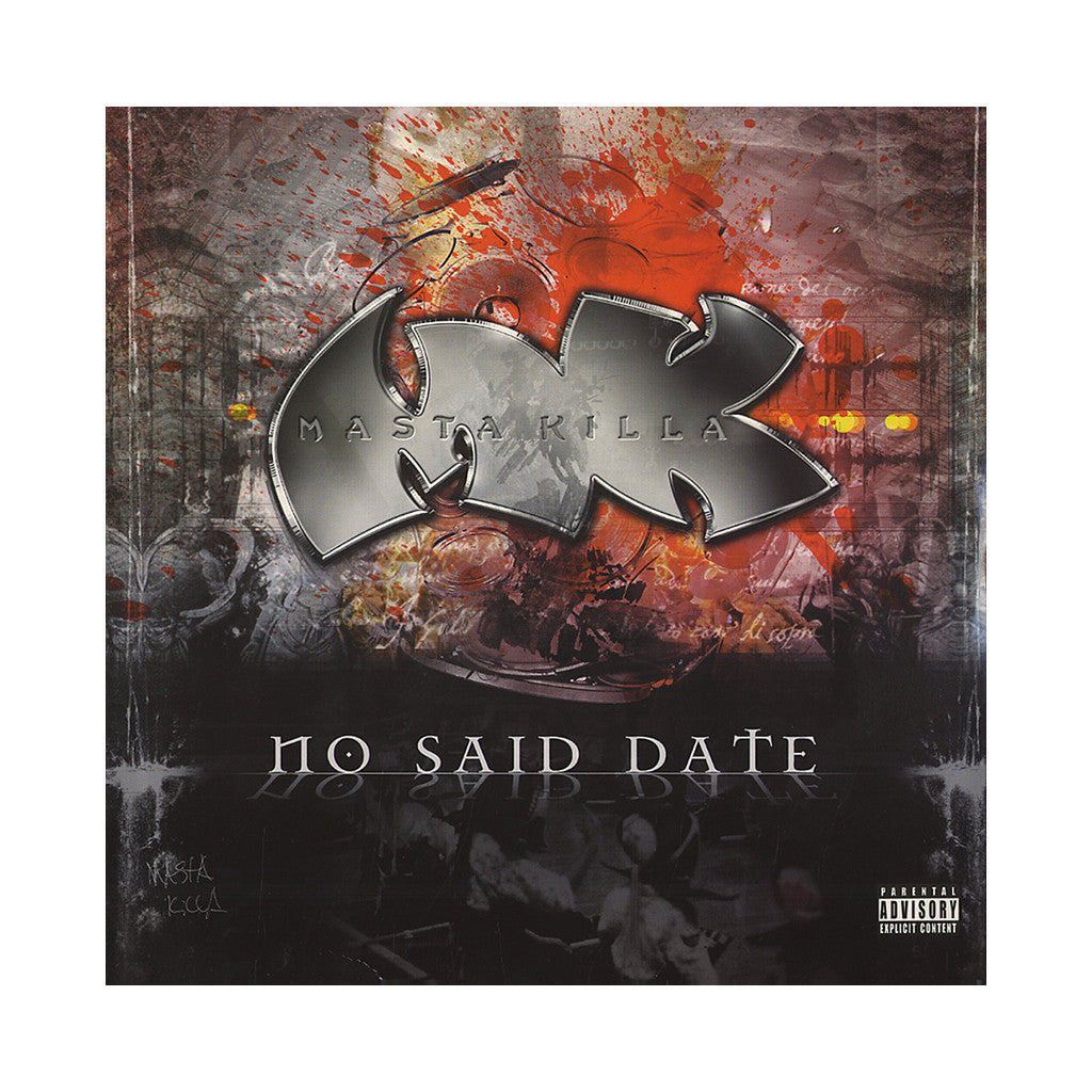 Masta Killa - 'No Said Date' [(Black) Vinyl [2LP]]