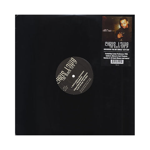Chris Lowe - 'The Black Life' [(Black) Vinyl [2LP]]