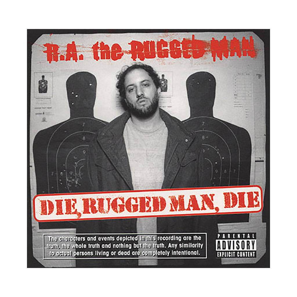 <!--120041116011679-->R.A. The Rugged Man - 'Die, Rugged Man, Die' [CD]