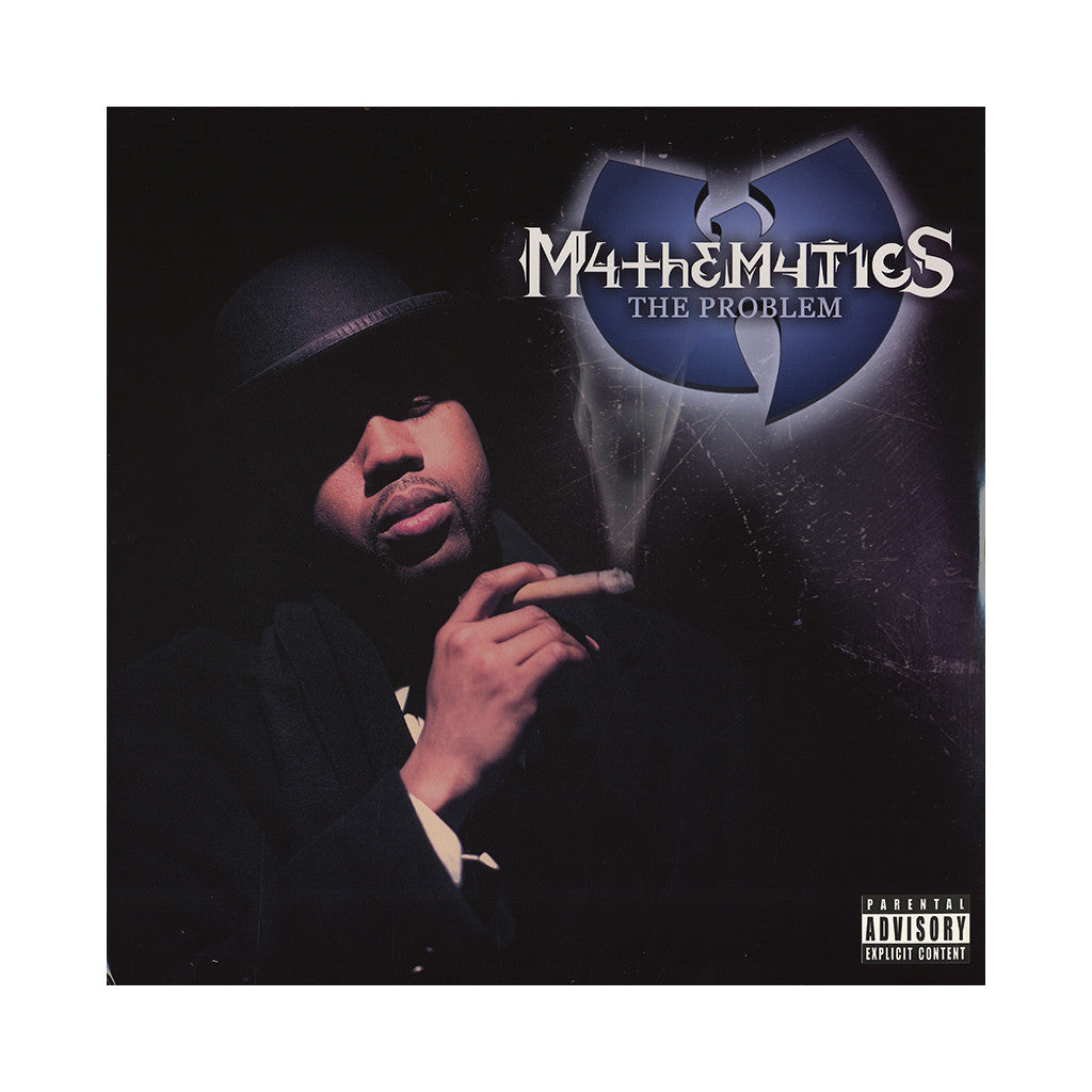 Mathematics - 'The Problem' [(Black) Vinyl [2LP]]