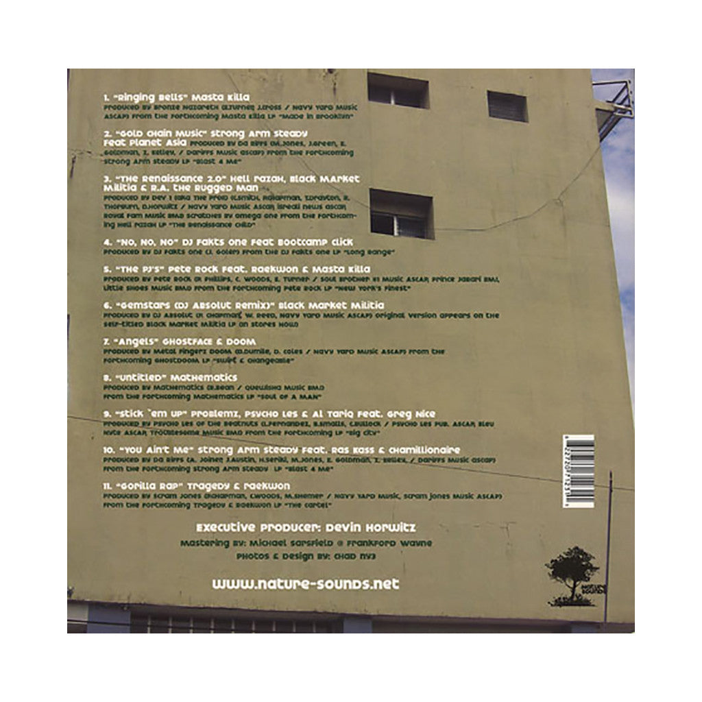 <!--020060411006482-->Various Artists - 'Natural Selection' [(Black) Vinyl [2LP]]