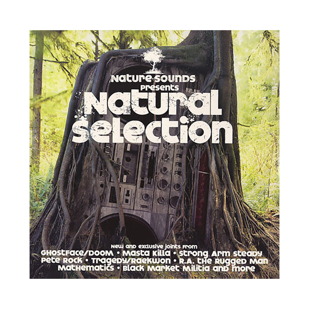 Various Artists - 'Natural Selection' [(Black) Vinyl [2LP]]
