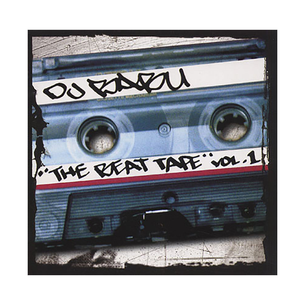 <!--2007050818-->Babu - 'The Beat Tape Vol. 1' [CD]