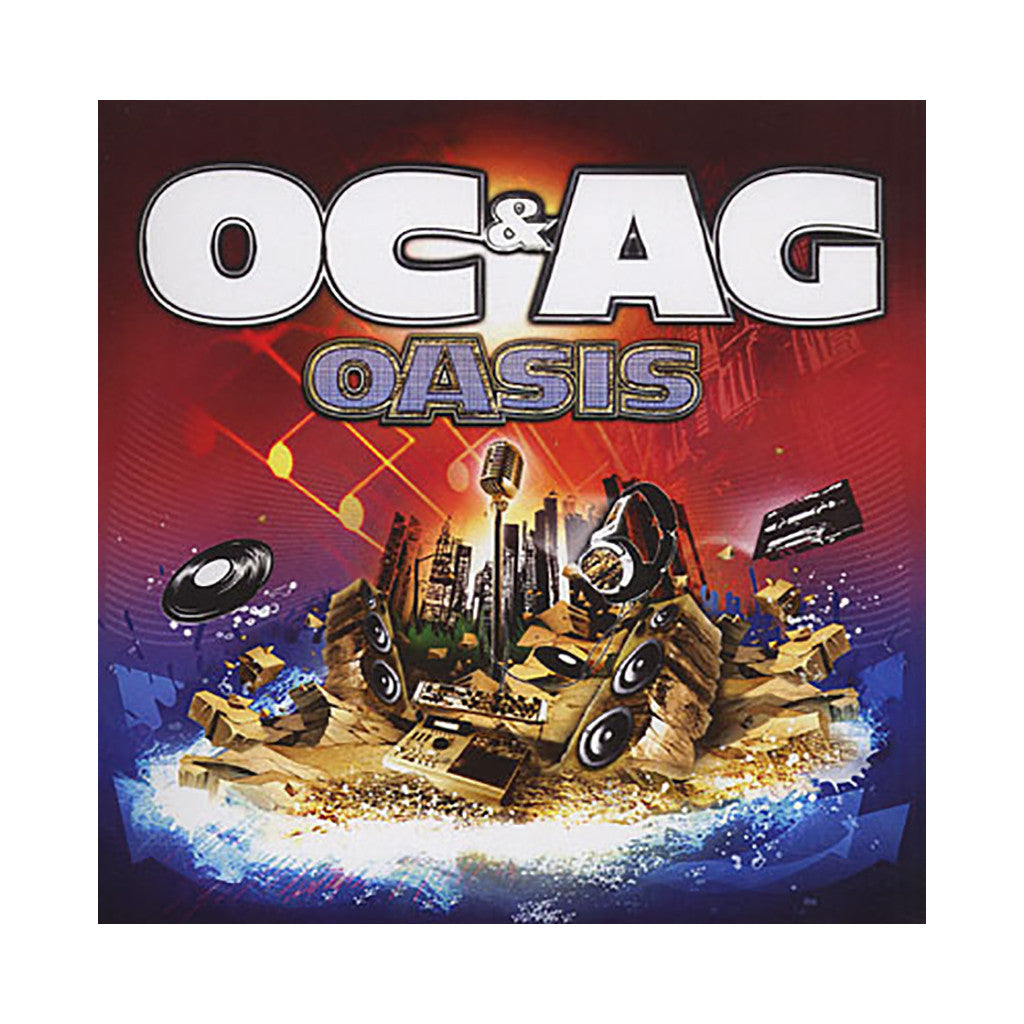 <!--2009112404-->O.C. & A.G. - 'Oasis' [Streaming Audio]