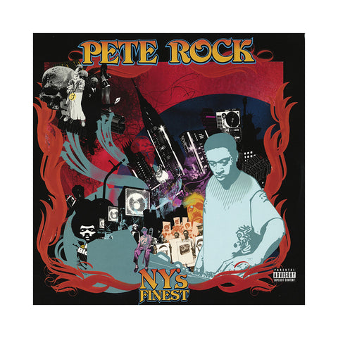 Pete Rock - 'NY's Finest (Deluxe Edition)' [(Black) Vinyl [2LP]]