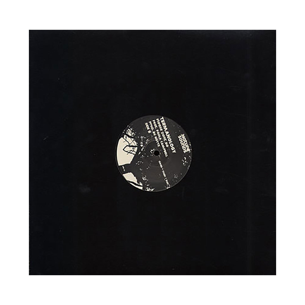 "Termanology - 'How We Rock/ Please Don't Go' [(Black) 12"" Vinyl Single]"