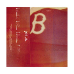 <!--2014030405-->B - 'jesus' [(Clear Blue) Cassette Tape]