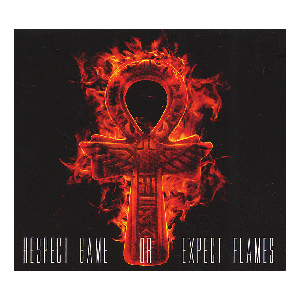 <!--120120828047529-->Casual - 'Respect Game Or Expect Flames' [CD]