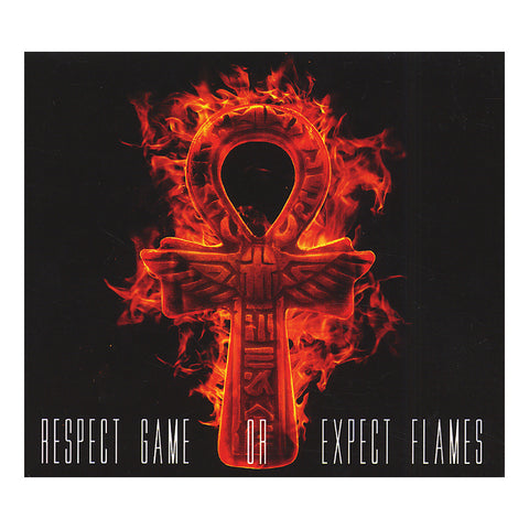 Casual - 'Respect Game Or Expect Flames' [CD]