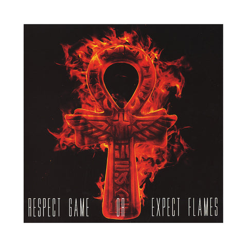 Casual - 'Respect Game Or Expect Flames' [(Black) Vinyl [2LP]]