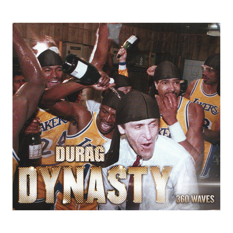 Durag Dynasty - '360 Waves' [CD]