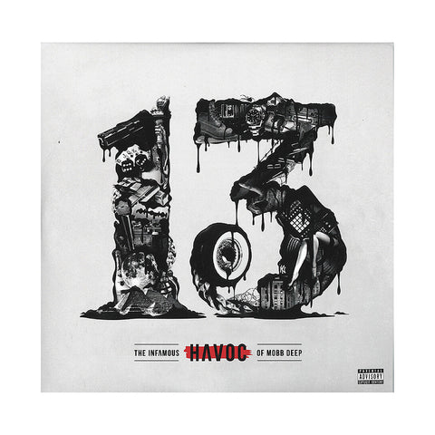 Havoc - '13' [(Black) Vinyl [2LP]]