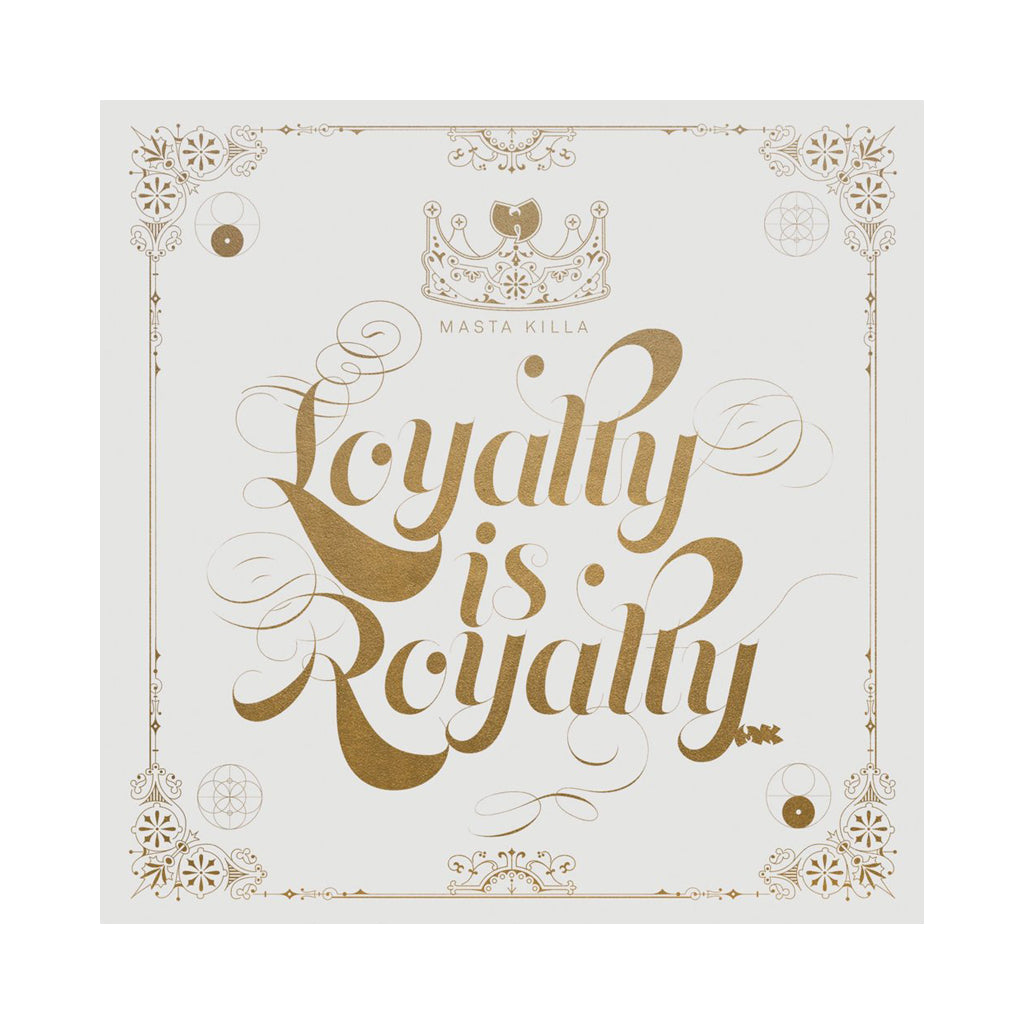 Masta Killa - 'Loyalty Is Royalty' [Cassette Tape]