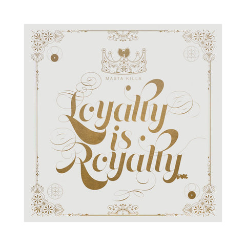 "[""Masta Killa - 'Loyalty Is Royalty' [Cassette Tape]""]"