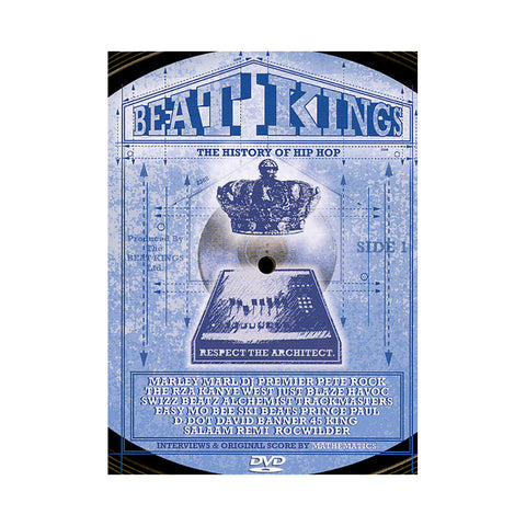 Beat Kings - 'Beat Kings: The History Of Hip Hop' [DVD]