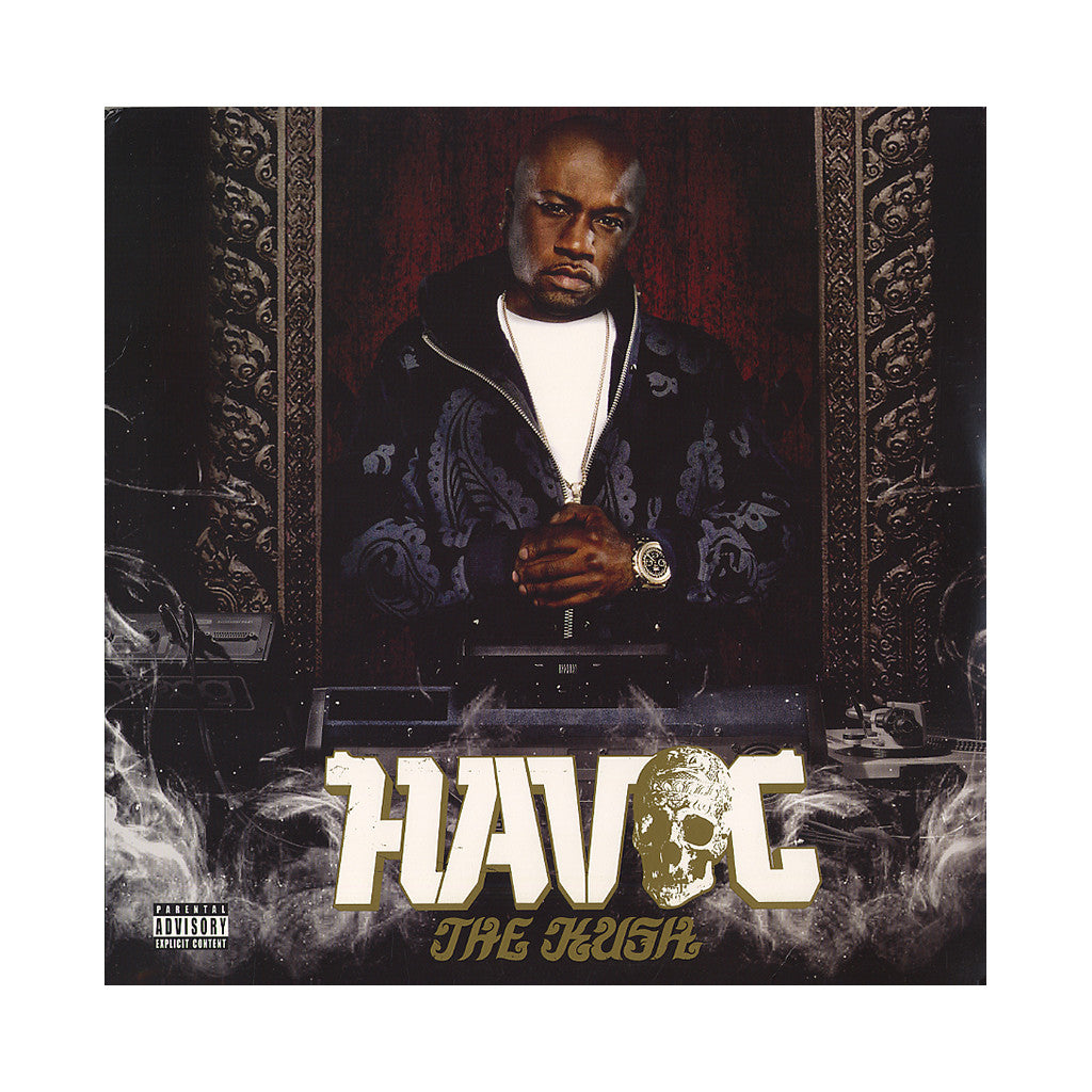 <!--120070918010479-->Havoc - 'The Kush' [CD]