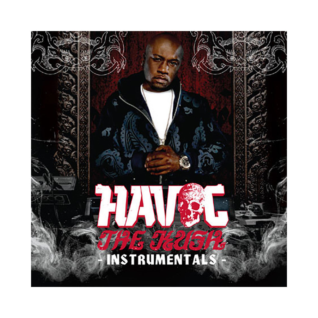 <!--120080226012741-->Havoc - 'The Kush (Instrumentals)' [CD]