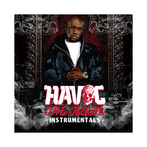 Havoc - 'The Kush (Instrumentals)' [CD]