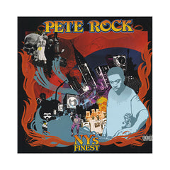 Pete Rock - 'NY's Finest' [(Black) Vinyl [2LP]]