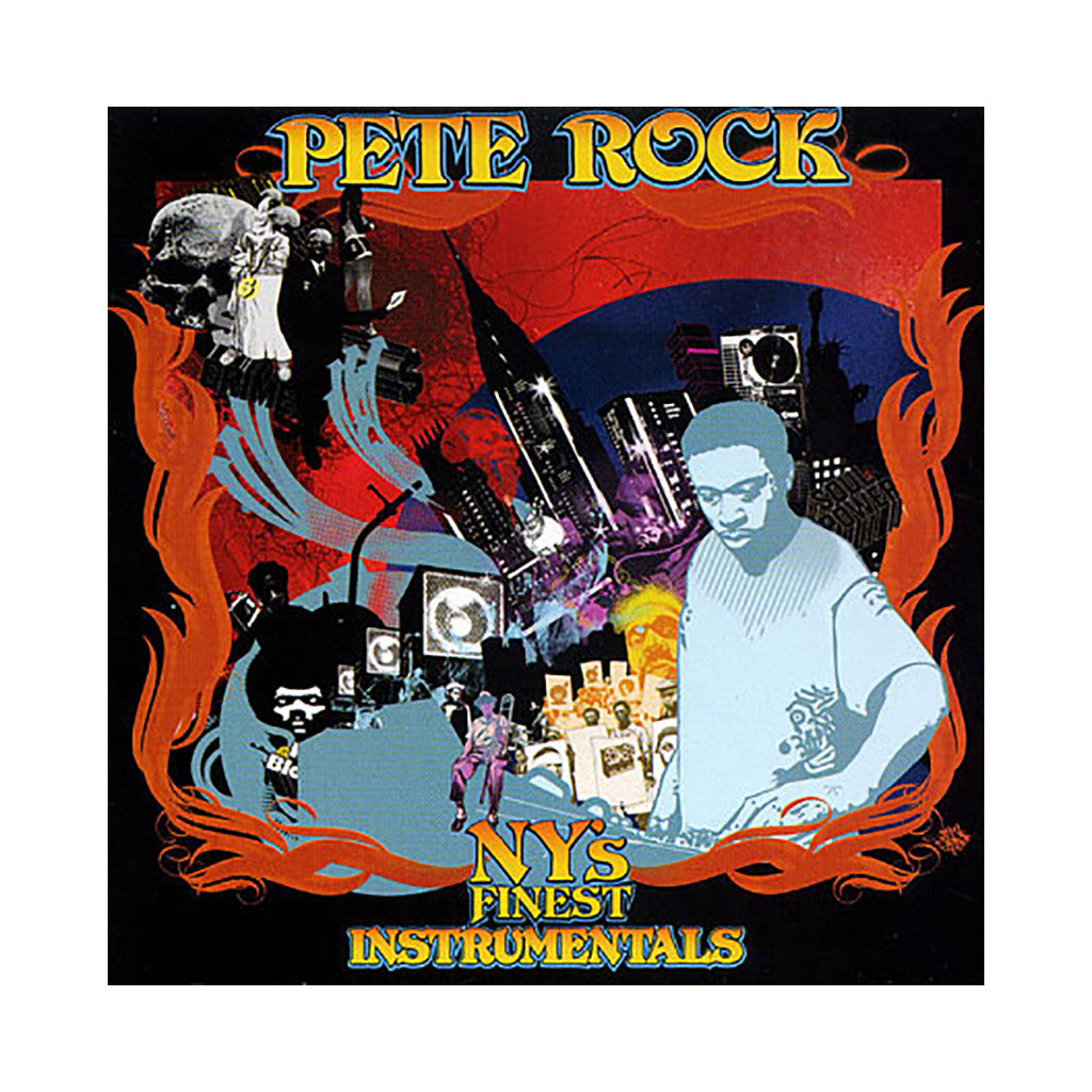 <!--120080513013596-->Pete Rock - 'NY's Finest (Instrumentals)' [CD]
