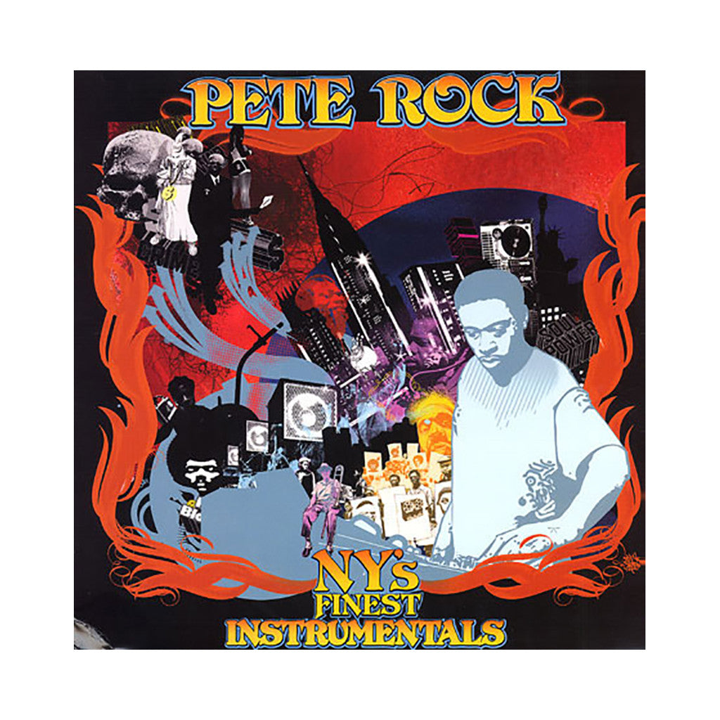 Pete Rock - 'NY's Finest (Instrumentals)' [(Black) Vinyl [2LP]]