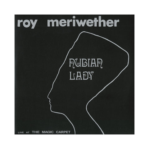 Roy Meriwether - 'Nubian Lady' [(Black) Vinyl [2LP]]