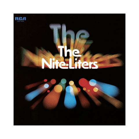 The Nite-Liters - 'The Nite-Liters' [('Nite Lite' Splatter) Vinyl LP]