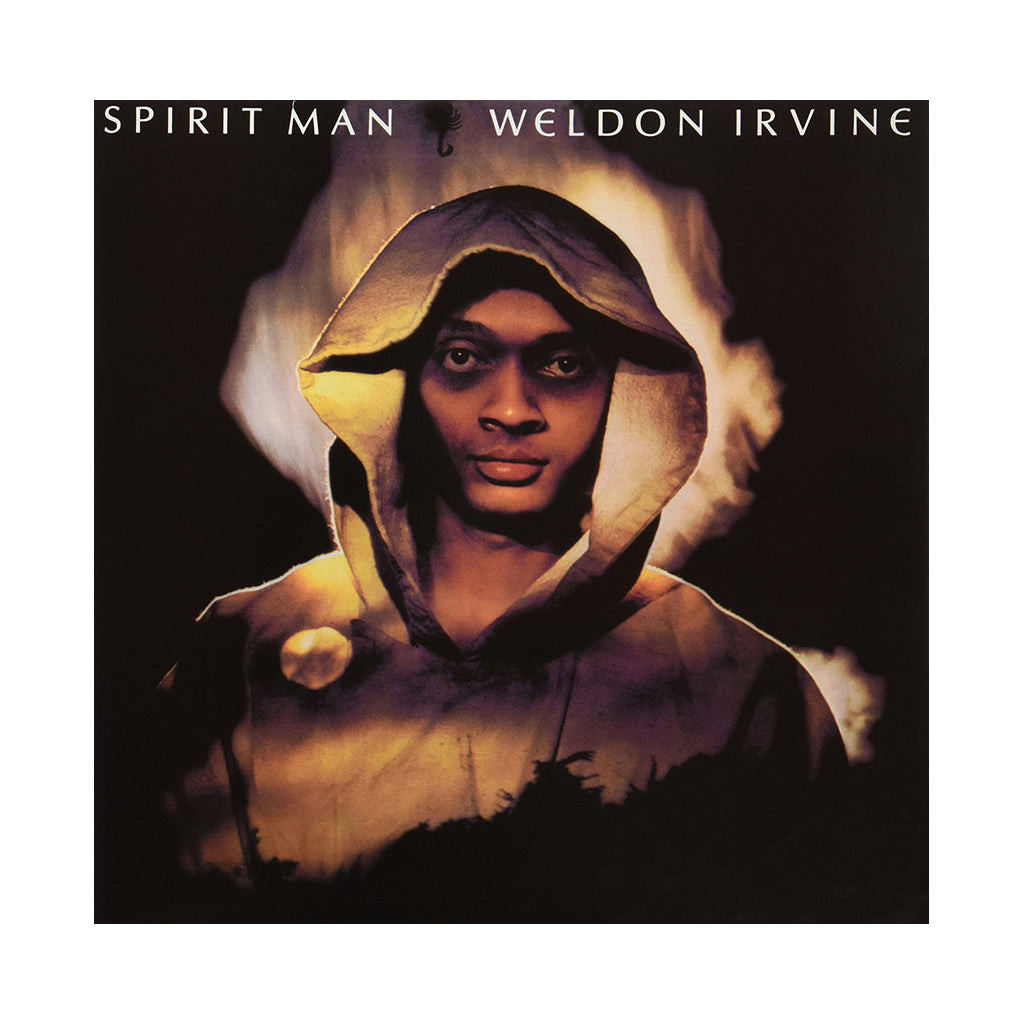 Weldon Irvine - 'Spirit Man' [(Black) Vinyl LP]