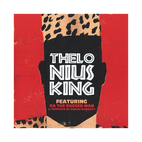 "Blu - 'Thelonious King/ Thelonious King (Remix)' [(Black) 7"" Vinyl Single]"