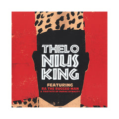"<!--120130420054439-->Blu - 'Thelonious King/ Thelonious King (Remix)' [(Black) 7"" Vinyl Single]"