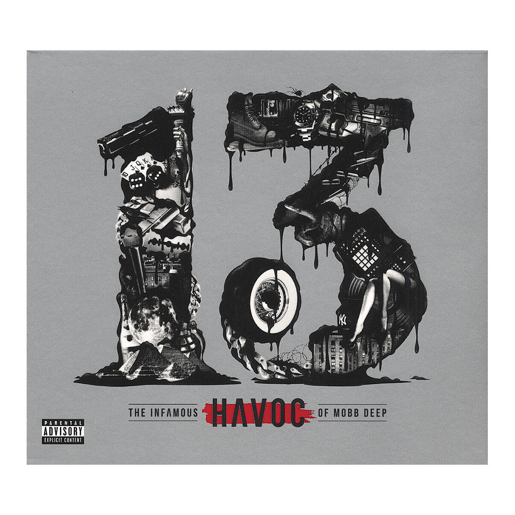 <!--120130507054333-->Havoc - '13' [CD]