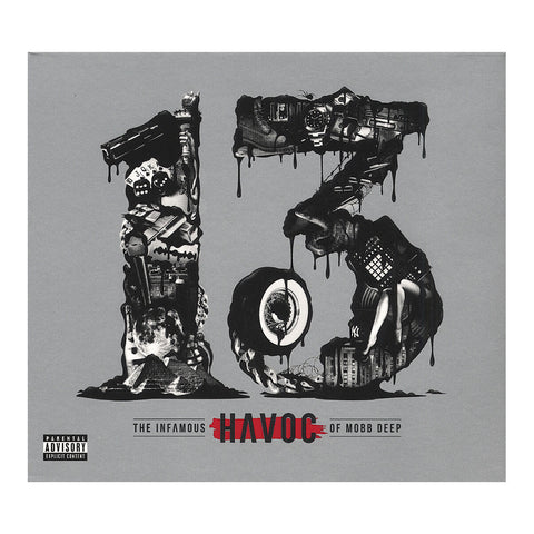 Havoc - '13' [CD]