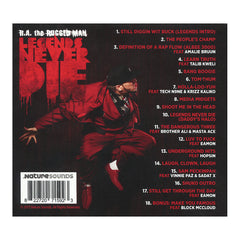 <!--020130430054244-->R.A. The Rugged Man - 'Legends Never Die' [CD]