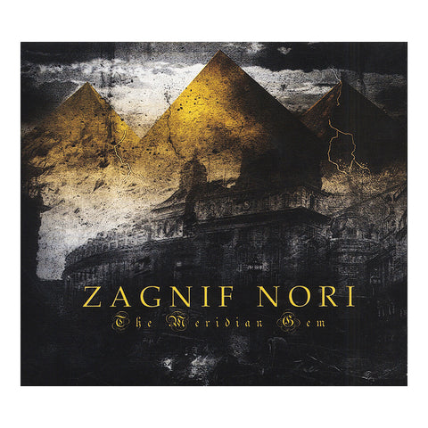 "[""Zagnif Nori - 'The Meridian Gem' [CD]""]"
