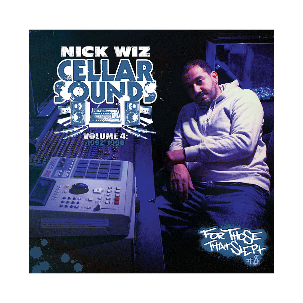 <!--020151204071454-->Nick Wiz - 'Cellar Sounds: Vol. 4 1992-1998' [CD [2CD]]