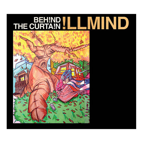 !llmind - 'Behind The Curtain' [CD]